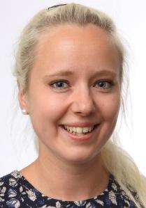 Vendela Berglund, AT-läkare Gävle.